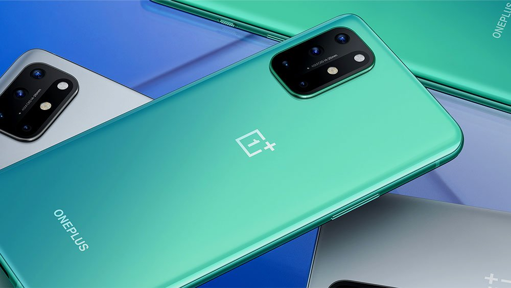 oneplus 8T back view
