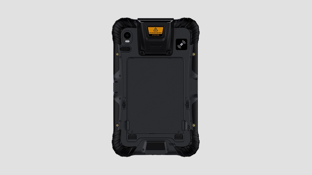 Sonim RS80 Back View